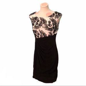 NWT Black and White Dress!